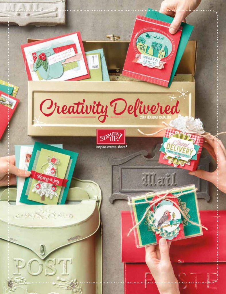 holiday catalog cover